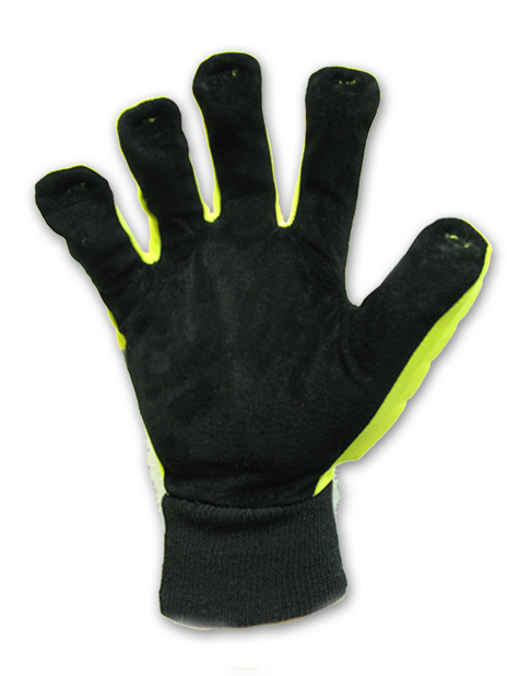 Roughneck Leather Palm Safety Gloves